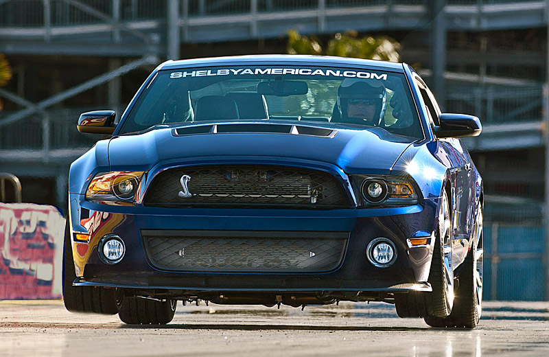 2012 Ford Mustang Shelby 1000 - specifications, photo ...