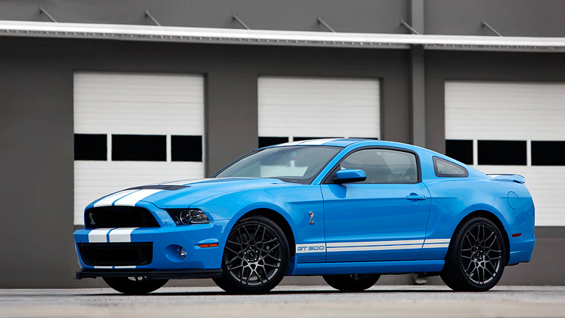 2012 Ford Mustang Shelby GT500 SVT - specifications, photo, price, information, rating