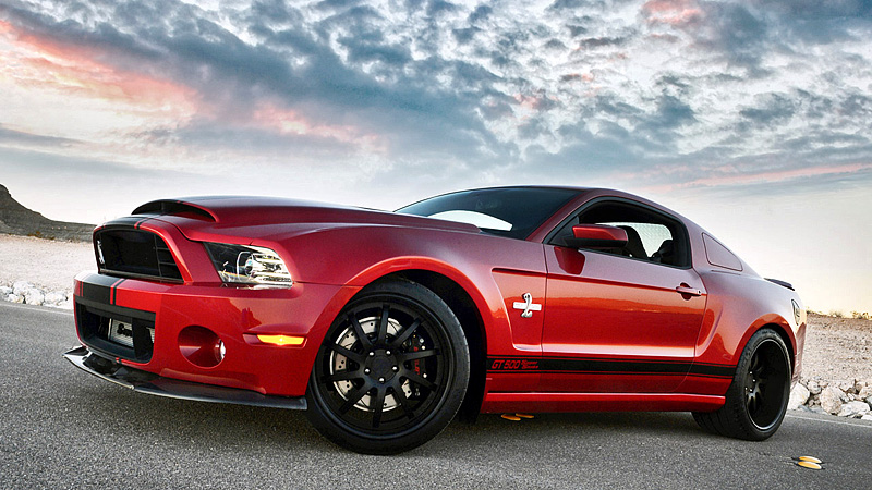 2013 Ford Mustang Shelby GT500 Super Snake Widebody - specifications, photo, price, information ...
