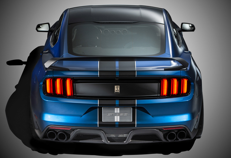 2016 Ford Mustang Shelby GT350R - specifications, photo ...