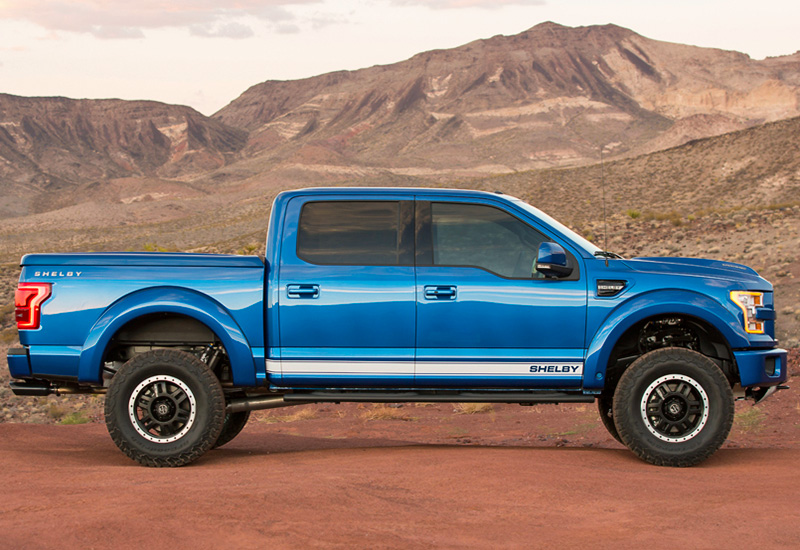 Shelby F150 Specs >> 2016 Ford Shelby F 150 Supercharged Specifications Photo