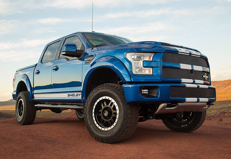 2016 Ford Shelby F 150 Supercharged Specifications
