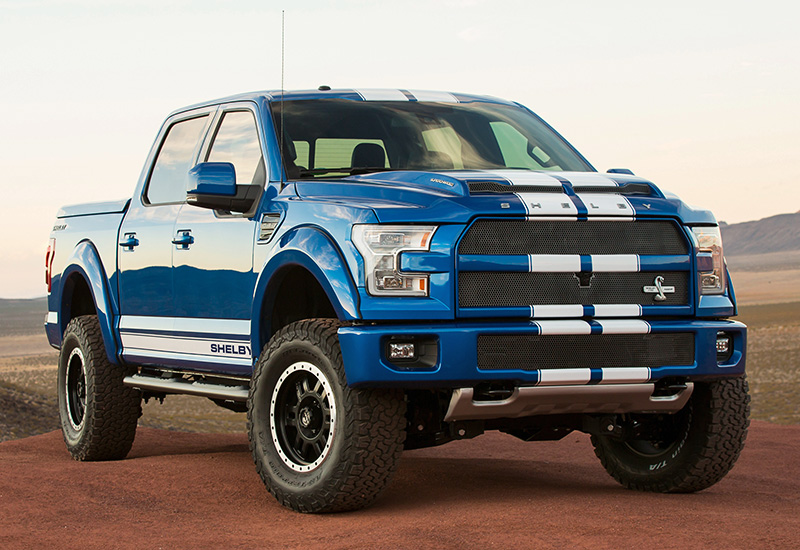 2016 Ford Shelby F 150 Supercharged