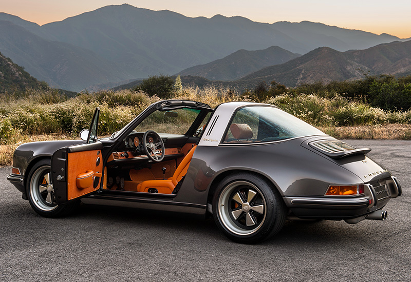 2015 Singer Porsche 911 Targa 4 0 Specifications Photo