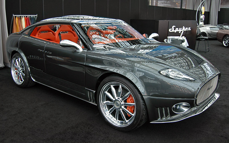 2006 Spyker D12 Peking To Paris Specifications Photo