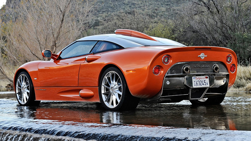 2008 Spyker C8 Aileron - specifications, photo, price ...