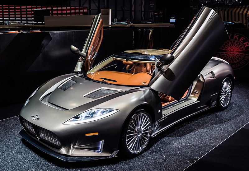 200 Kph To Mph >> 2016 Spyker C8 Preliator Concept - specifications, photo, price, information, rating