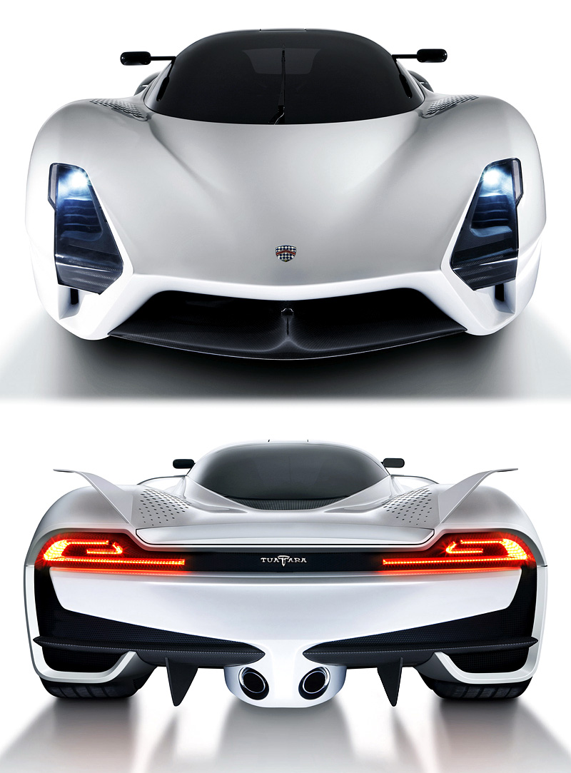 2011 Ssc Tuatara Specifications Photo Price