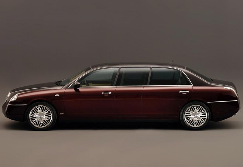 2002 Lancia Thesis 0 V6 Review