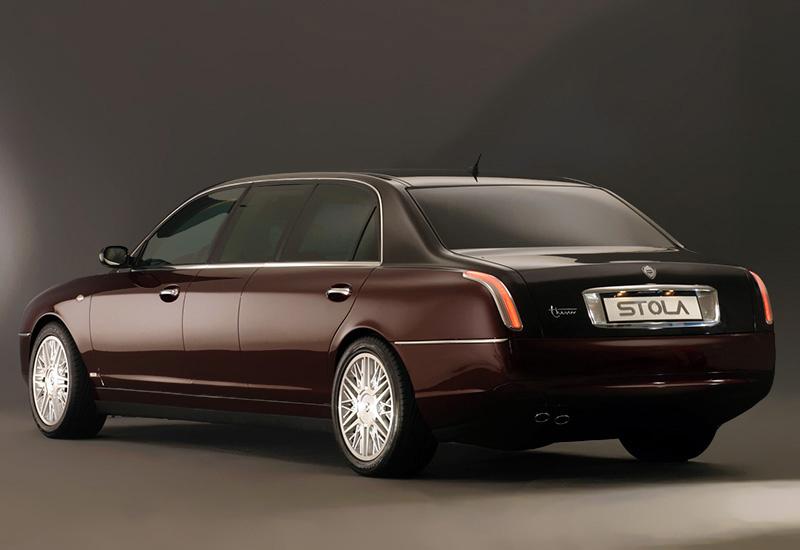 2004 Stola S85 Lancia Thesis Specifications Photo