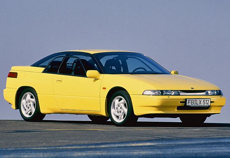 1992 Subaru Alcyone SVX - specifications, photo, price ...