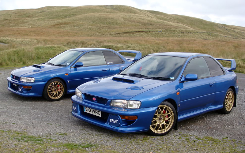 1998 subaru impreza 22b sti related infomation. Black Bedroom Furniture Sets. Home Design Ideas
