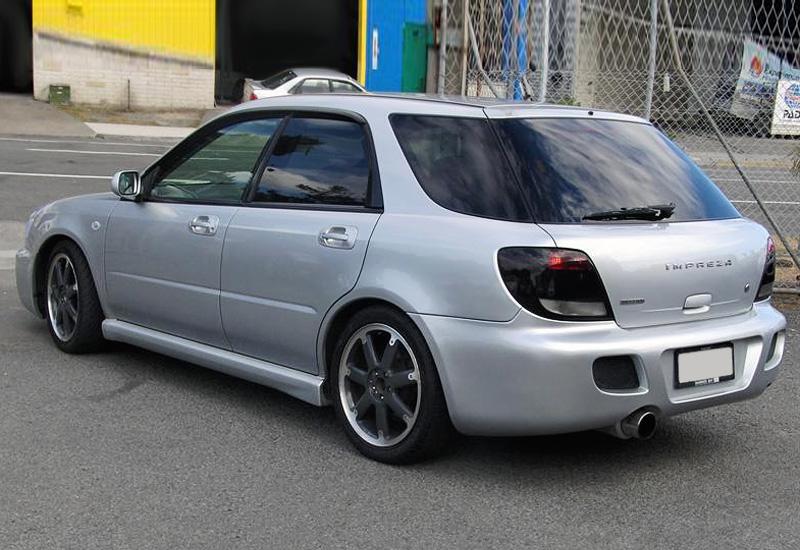 subaru impreza 2002 type euro 20k topcarrating sportwagon