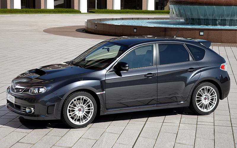 2008 Subaru Impreza Wrx Sti Specifications Photo Price