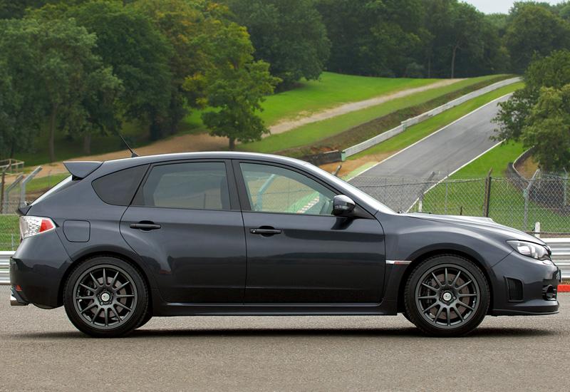 Subaru Sti Hatchback >> 2010 Subaru Cosworth Impreza STi CS400 (GRB) - specifications, photo, price, information, rating