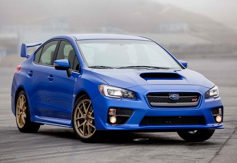 2014 Subaru WRX STi specifications photo price