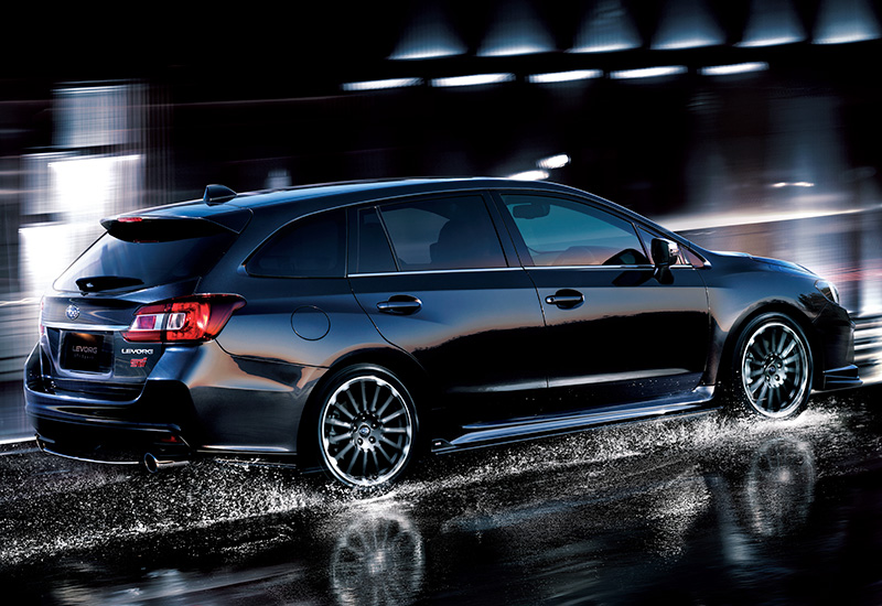 2016 Subaru Levorg Sti 2 0 Sport Specifications Photo
