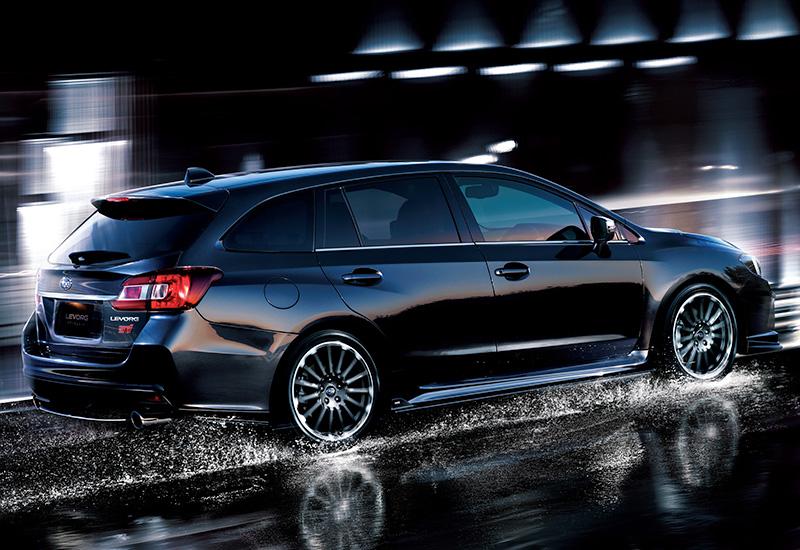 Infiniti 0 60 >> 2016 Subaru Levorg STi 2.0 Sport - specifications, photo, price, information, rating