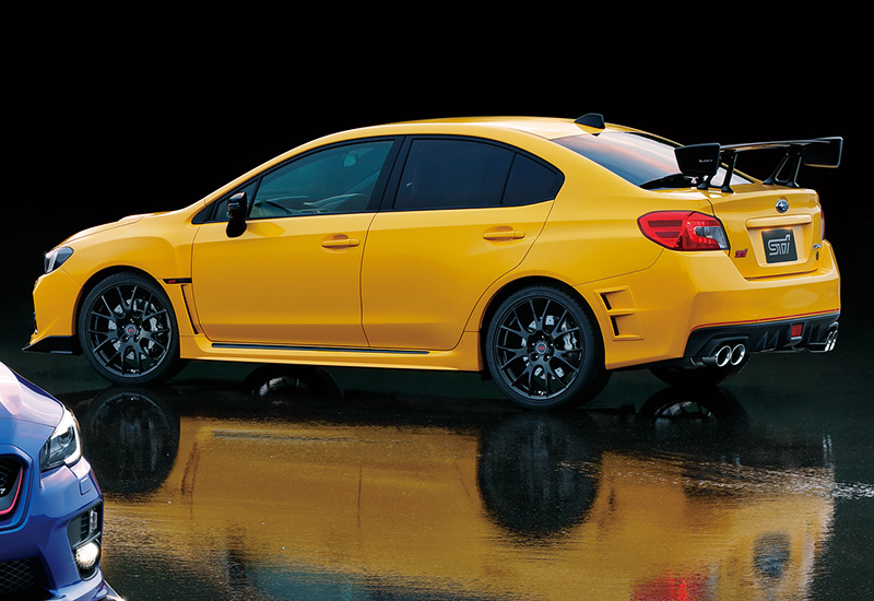 Subaru Sti 0-60 >> 2016 Subaru WRX STi S207 - specifications, photo, price, information, rating