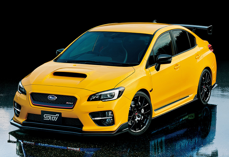 2016 subaru wrx sti s207 specifications photo price information rating. Black Bedroom Furniture Sets. Home Design Ideas