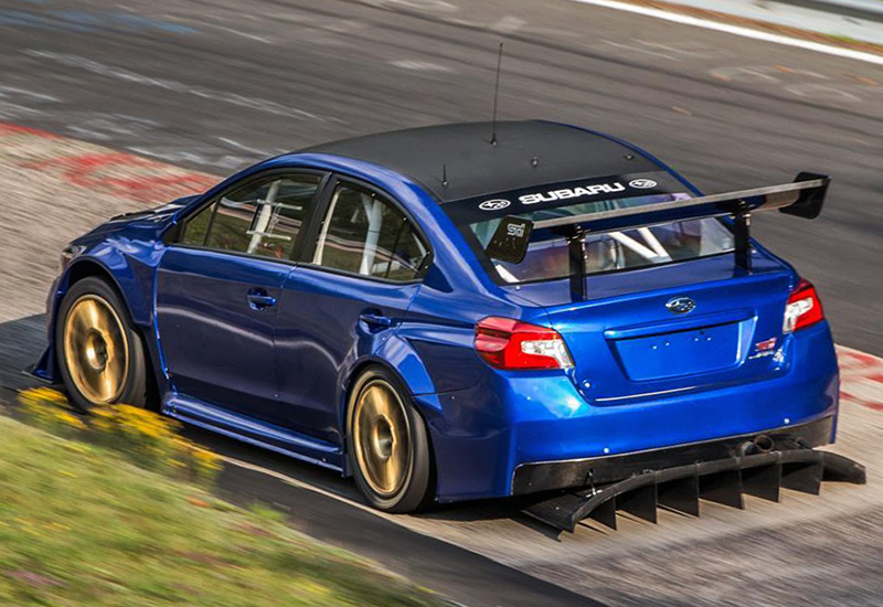 2018 Wrx 0 To 60 >> 2017 Subaru WRX STi Type RA NBR Special - specifications, photo, price, information, rating