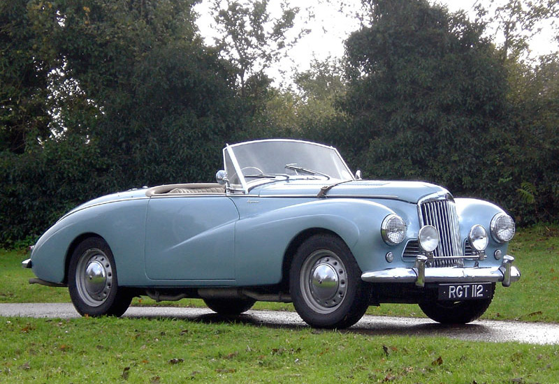 1953 Sunbeam Alpine Roadster