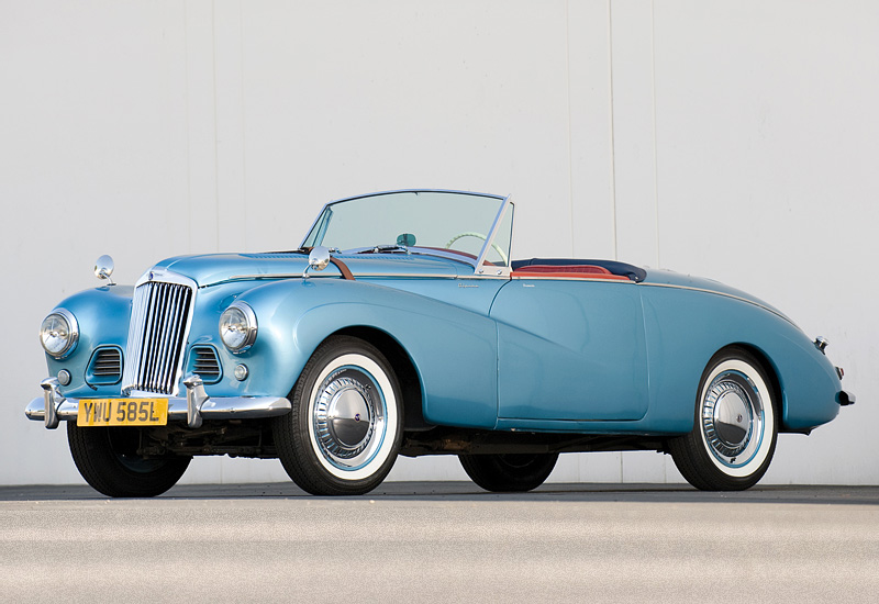 1953 Sunbeam Alpine Sport Roadster (MkI)