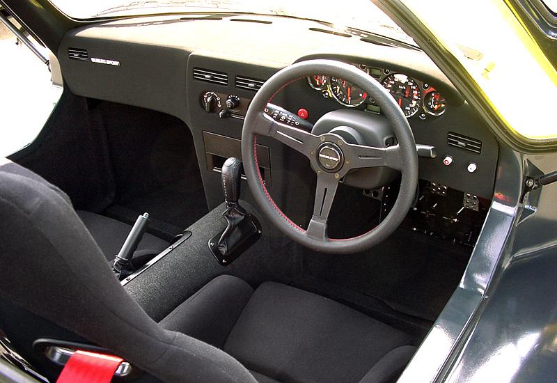 2002 Suzuki Hayabusa Sport Prototype Specifications
