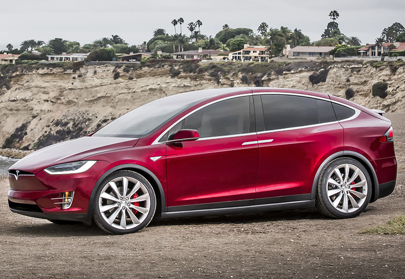 2017 Tesla Model X P100d Specifications Photo Price Information