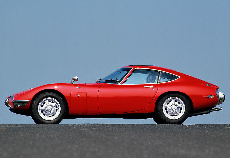 1967 Toyota 2000gt Specifications Photo Price