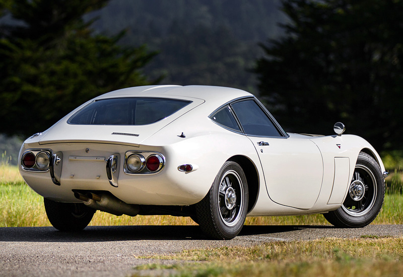 1967 Toyota 2000gt Specifications Photo Price Information Rating