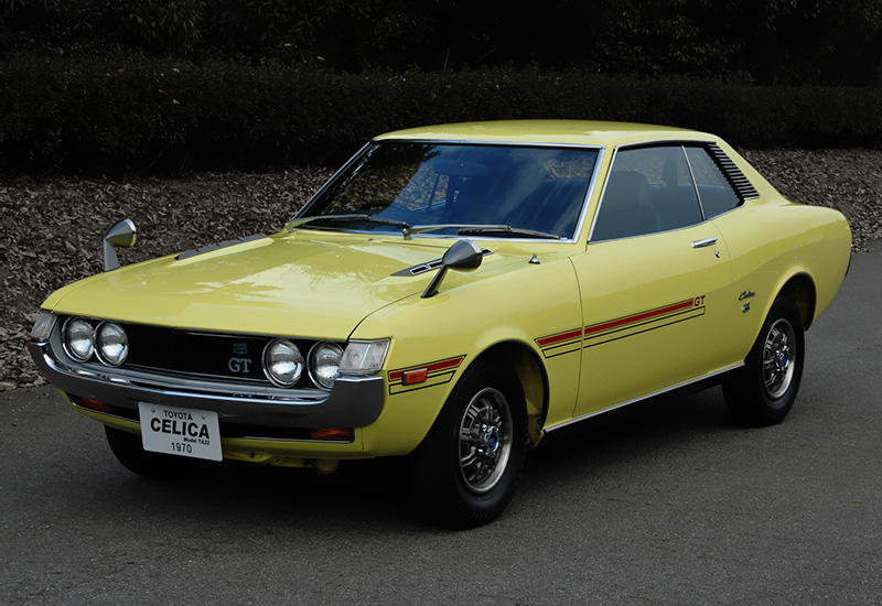 1970 toyota celica 1600 gt specifications photo price. Black Bedroom Furniture Sets. Home Design Ideas