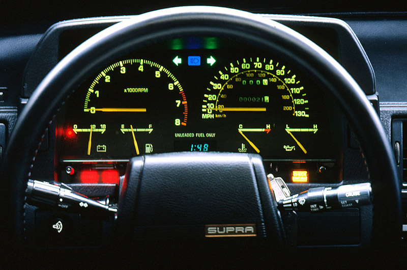 1984 Toyota Celica Supra MkII - specifications, photo ...