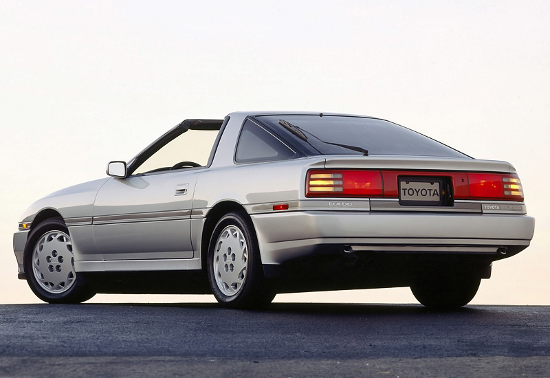 1986 Toyota Supra Turbo Mkiii Specifications Photo