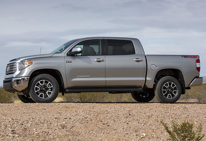 2014 Toyota Tundra Limited TRD Off Road   Specifications, Photo, Price,  Information, Rating