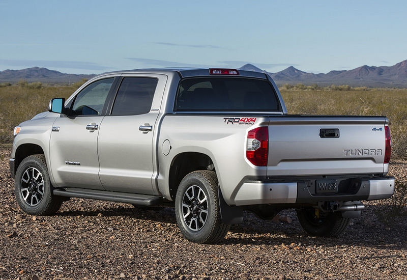 2014 Toyota Tundra Limited Trd Off Road Specifications