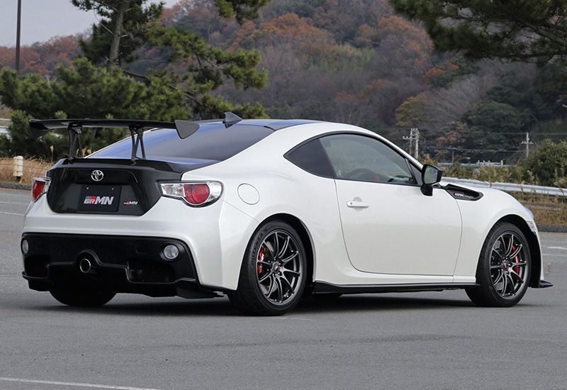 2016 Toyota GT 86 GRMN - specifications, photo, price, information, rating
