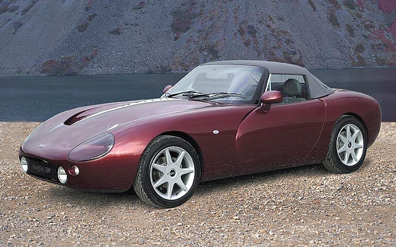 1993 tvr griffith 500 specifications photo price information rating. Black Bedroom Furniture Sets. Home Design Ideas