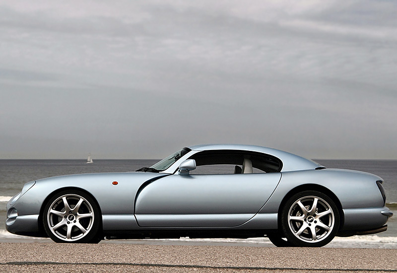 1997 Tvr Cerbera Speed Eight 4 5 Specifications Photo