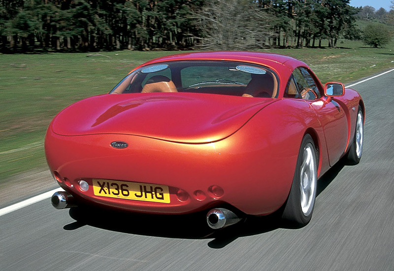 tvr tuscan specifications photo price information rating