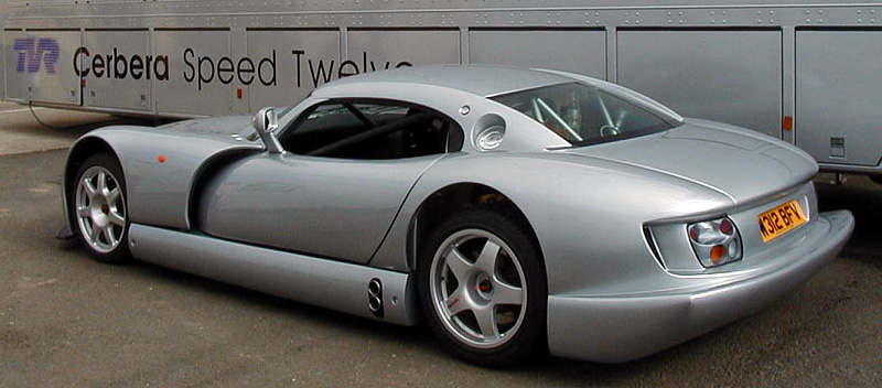 2000 Tvr Cerbera Speed 12 Specifications Photo Price