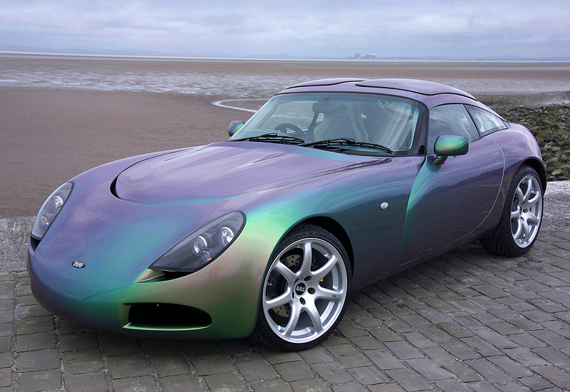2002 Tvr T350c Specifications Photo Price Information