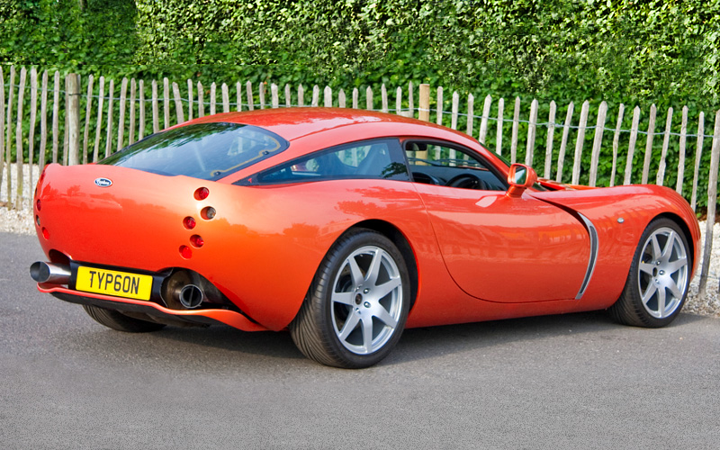 2004 Tvr T440r Typhon Specifications Photo Price