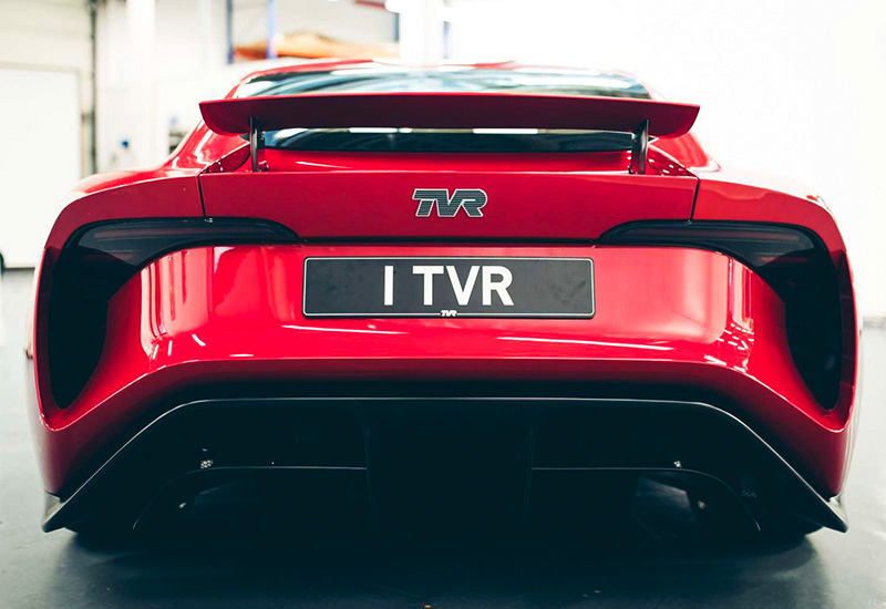 2018 tvr griffith specifications photo price information rating. Black Bedroom Furniture Sets. Home Design Ideas