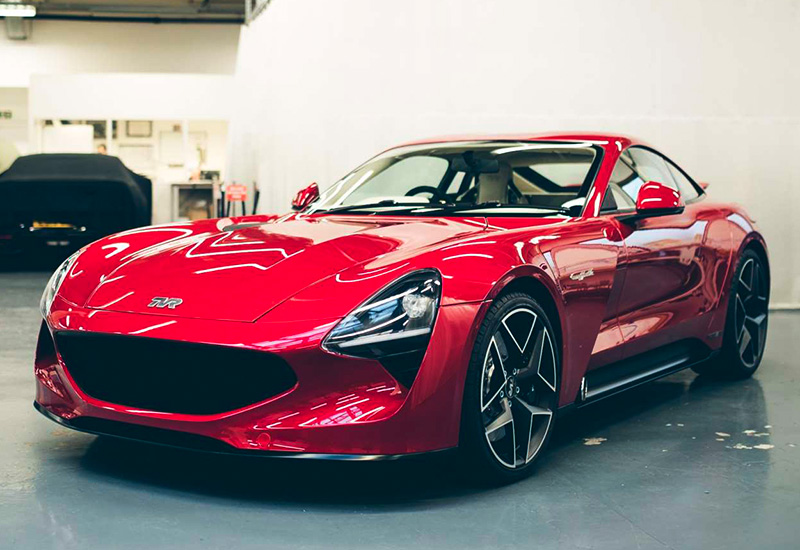 2018 Tvr Griffith Specifications Photo Price