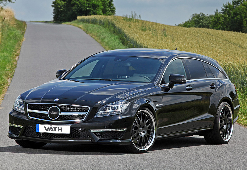 2013 Mercedes-Benz CLS 63 AMG Shooting Brake VATH