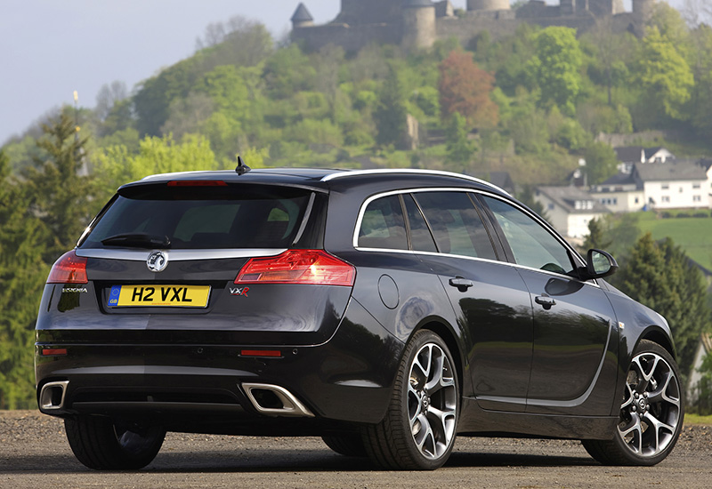 2009 Vauxhall Insignia Vxr Sports Tourer Specifications