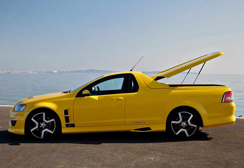 2012 Vauxhall VXR8 Maloo - specifications, photo, price ...