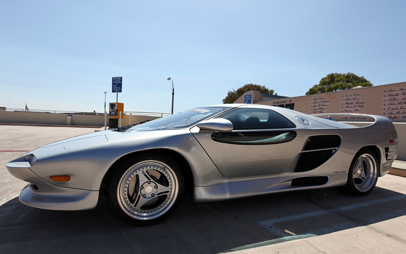 200 Kph To Mph >> 1995 Vector M12 - specifications, photo, price ...