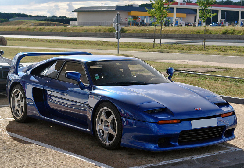 1994 Venturi 400 Gt Specifications Photo Price Information Rating